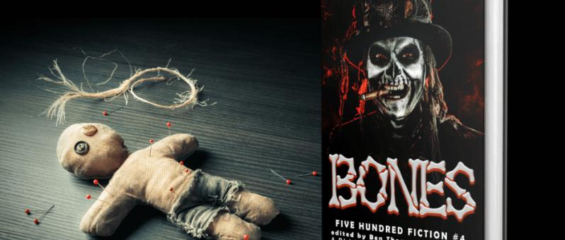 Bones Anthology Cover